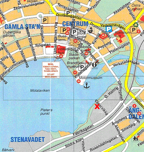 motala karta Kartor Motala Tändsticksfabrik motala karta